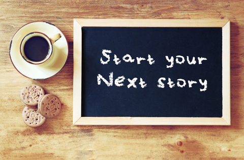Start Your Next Story - Neurosculpting
